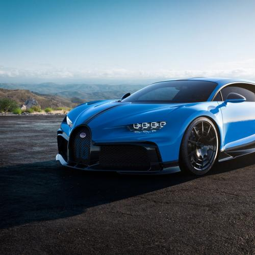Bugatti Chiron Pur Sport | les photos officielles