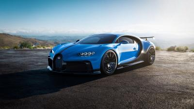 Bugatti Chiron Pur Sport | les photos officielles