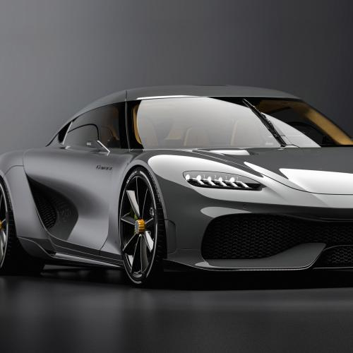 Koenigsegg Gemera | Les photos de l'hypercar suédoise à 4 places