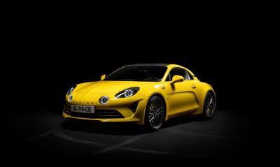 Alpine A110 Color Edition 2020   les photos officielles de l'édition limitée
