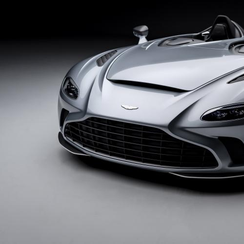 Aston Martin V12 Speedster | Les photos officielles de l'open-top le plus exclusif de Gaydon