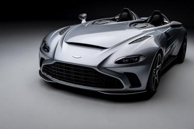 Aston Martin V12 Speedster | Les photos officielles de l'open-top le plus exclusif de Gaydon