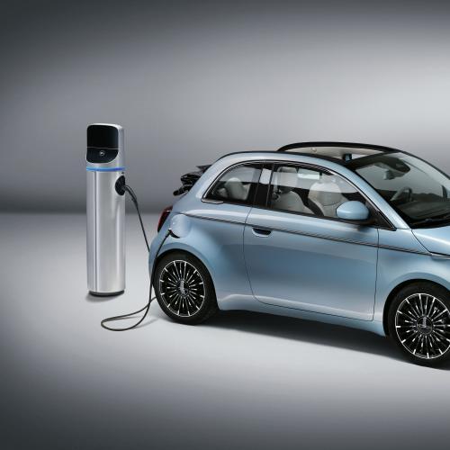 Fiat 500 (2020) | Les photos officielles du nouveau pot de yaourt pur jus