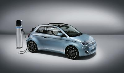 Fiat 500 (2020)   Les photos officielles du nouveau pot de yaourt pur jus