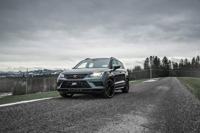 Cupra Ateca Limited Edition par ABT | Les photos du SUV sportif préparé
