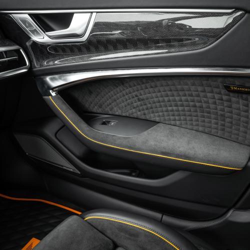 Audi RS6 by Mansory | Les photos du break sportif préparé