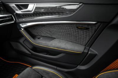 Audi RS6 by Mansory   Les photos du break sportif préparé
