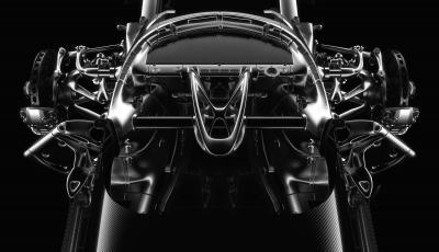 Czinger 21C | Les photos de l'hypercar californienne présentée à Londres