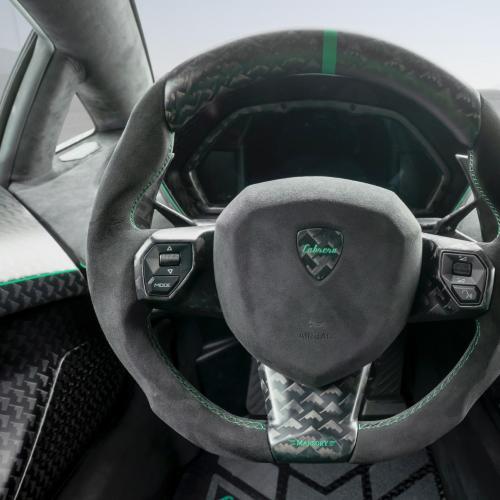 Mansory Cabrera | Les photos de la Lamborghini Aventador SVJ modifiée