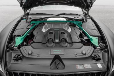 Duo de Bentley by Mansory | Les photos des Continental Flying Spur et GTC V8 préparées