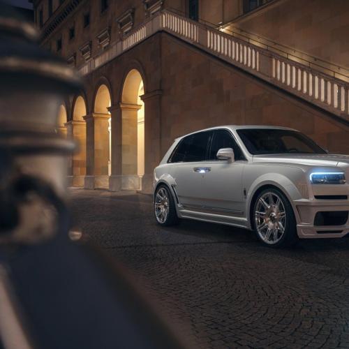 """Rolls-Royce Cullinan by Spofec   Les photos du kit carrosserie """"Overdose"""""""
