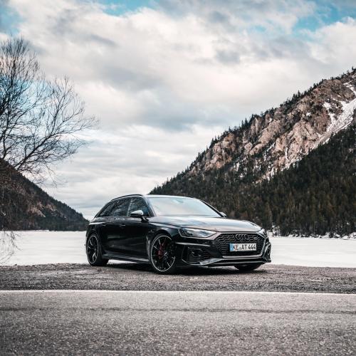 Audi RS4 par ABT Sportsline | Les photos du break sportif de 530 ch