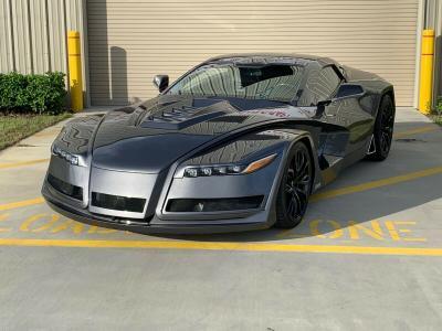 Batmobil Chevrolet Corvette C6 | Les photos de la sportive à vendre sur eBay