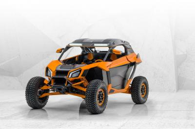 Mansory Xerocole | Les photos du buggy sur base de Can-Am Maverick