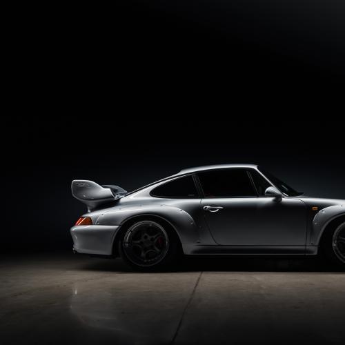 Porsche 993 GT2 (1996) | Les photos de la 911 à vendre chez RM Sotheby's