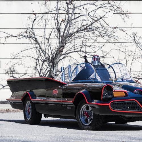 Batmobile   Les photos de la réplique à vendre chez RM Sotheby's