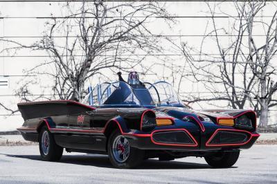 Batmobile | Les photos de la réplique à vendre chez RM Sotheby's