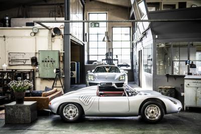Anniversaire Porsche en 2020 | Les photos des 918 Spyder, 993 Turbo et 718 RS 60 Spyder