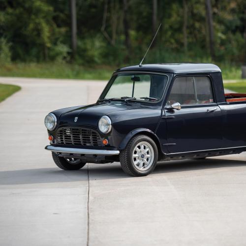 Mini Pickup | Les photos de l'utilitaire atypique en vente chez RM Sotheby's