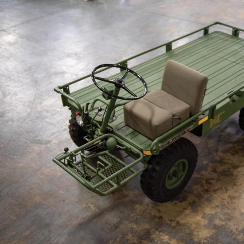 M274 A5 ½-ton 4x4 | Les photos de l'utilitaire américain en vente chez RM Sotheby's