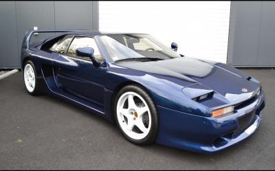 Venturi 400 GT | Les photos de la sportive française