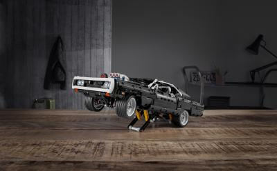 Dodge Charger de Dom | Les photos de la star de Fast and Furious en Lego
