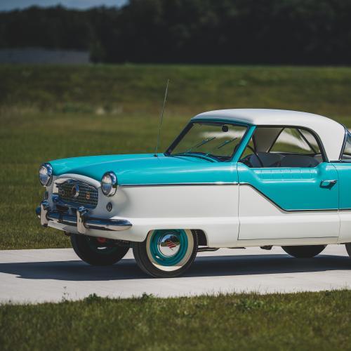 Metropolitan Coupe et Convertible par Nash/AMC | Les photos des américaines miniatures