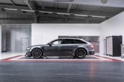 Audi RS6-R | Toutes les photos du break sportif préparé limité à 125 exemplaires