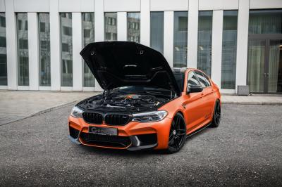 BMW M5 Hurricane RS by G-Power | Les photos du missile munichois de 840 ch