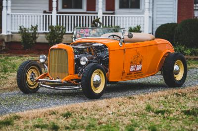 1932 Ford Rodster Street