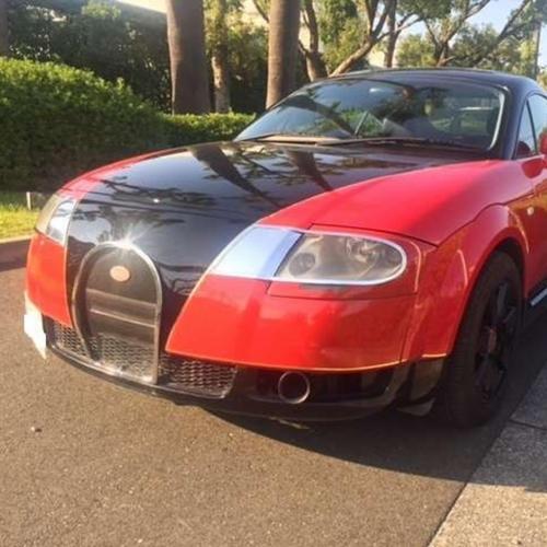 Bugaudi | Les photos de la réplique japonaise de Bugatti Veyron sur base d'Audi TT