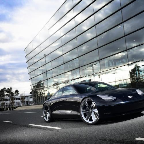 Hyundai Prophecy (2020) | Les photos du concept-car coréen roulant