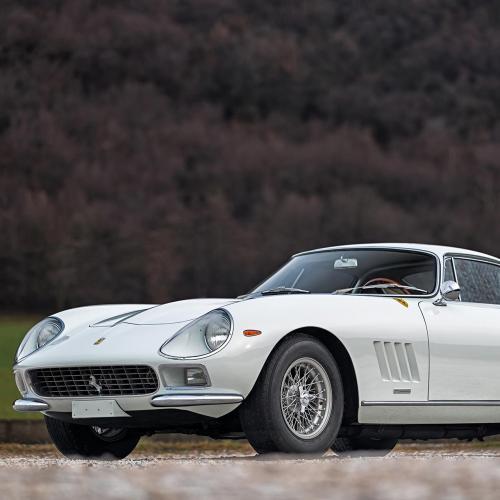 Ferrari 275 GTB 6C | Les photos de la rare sportive italienne à 6 carburateurs