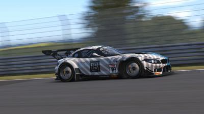 BMW Z4 GT3 | Les photos lors de la troisième manche du DNES powered by VCO