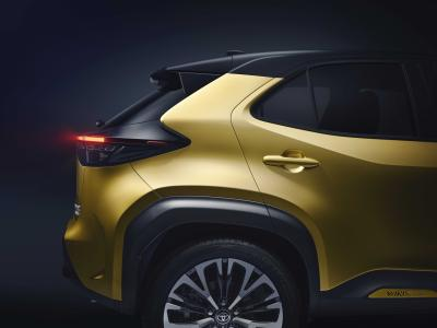 Toyota Yaris Cross (2020) | Les photos du nouveau B-SUV Toyota