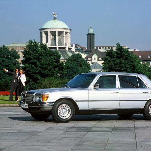 Mercedes-Benz 450 SEL 6.9   Les photos de la grande berline de luxe