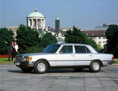 Mercedes-Benz 450 SEL 6.9 | Les photos de la grande berline de luxe