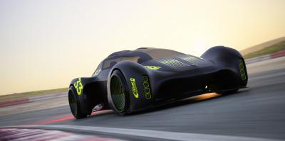 Project 411 | Les photos de la Porsche 911 du futur imaginée par deux designers