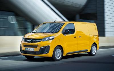 Opel Vivaro-e | Les photos de l'utilitaire 100% électrique