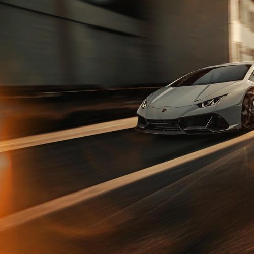Lamborghini Huracan EVO by Novitec | Les photos du taureau préparé