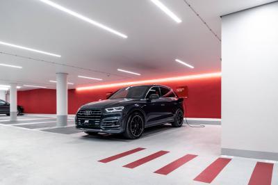 Audi Q5 TFSI e par ABT | Les photos du SUV hybride rechargeable préparé