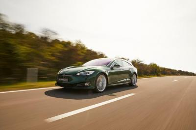 Tesla Model S Shooting Brake | Les photos du modèle unique à vendre