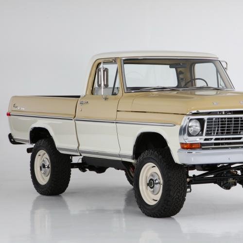 Ford F-100 Reformer by ICON | Les photos du pick-up américain restomod