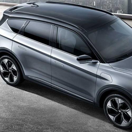 ArcFox Alpha-T | Les photos du SUV chinois 100% électrique