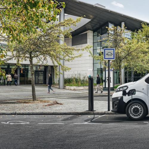Citroën ë-Jumpy | Les photos de l'utilitaire léger 100% électrique