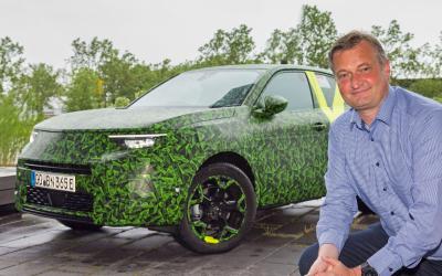 Nouvel Opel Mokka : toutes les photos du SUV urbain en phase de tests