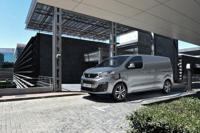Peugeot e-Expert | Les photos officielles du fourgon compact 100% électrique