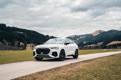 Audi RS Q3 Sportback | Les photos du modèle préparé par ABT Sportsline