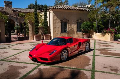 Ferrari Enzo | Les photos de la supercar à vendre chez RM Sotheby's