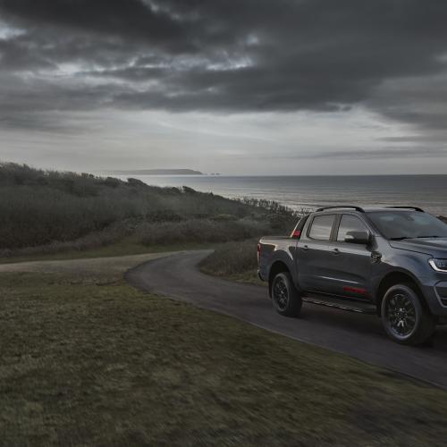 Ford Ranger Thunder | Les photos de l'édition limitée du pick-up européen